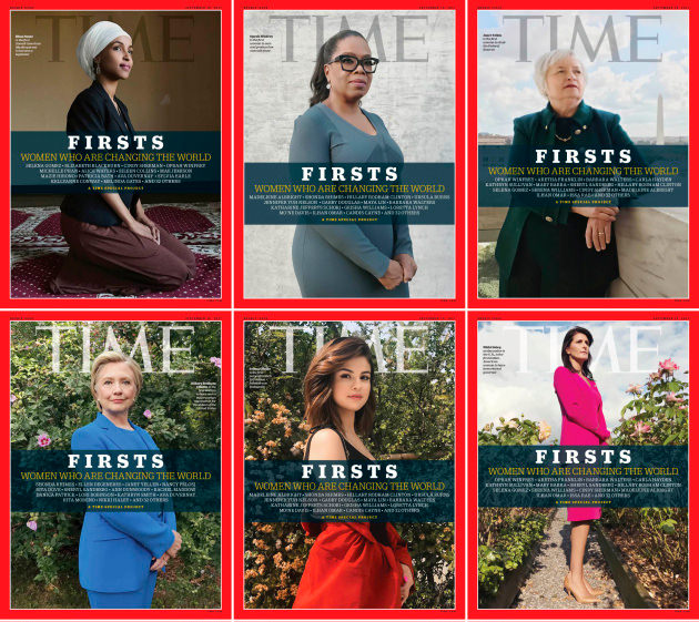 Time Cover Luisa Dorr
